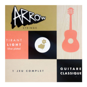 AR-CLL Jeu de cordes guitare classique, light