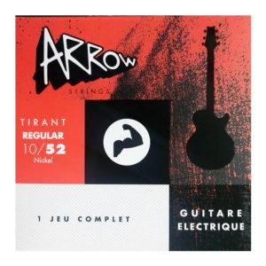 AR-ELR Jeu de cordes guitare électrique, normal